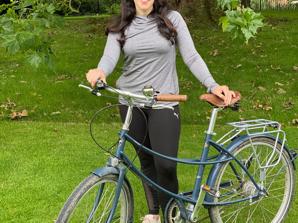 Claire Gilbert Bike Ride
